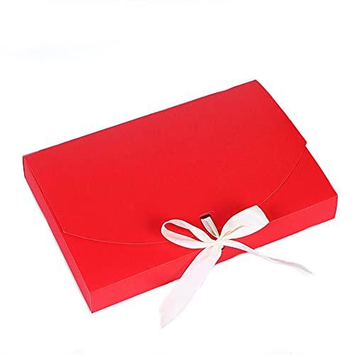 10 Stück Papiertüten Exquisite Geschenkbox Geschenktüten Papiertragetaschen mit Bänder Kraftpapier Geschenktasche Papierbox für Geschenke Papiertaschen Kraftpapiertüten für Partys Geburtstag Mitgebsel
