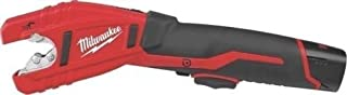 New Milwaukee 2471-21 M12 12 Volt Cordless Tubing Cutter Kit With Case Sale