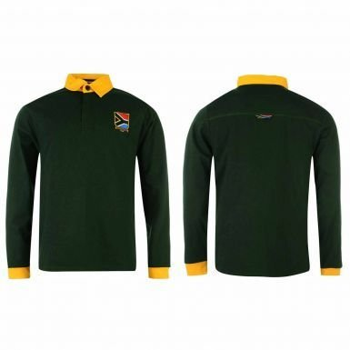 South Africa Unisex (Springboks) Rugby Shirt