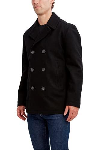 trench coat vs peacoat