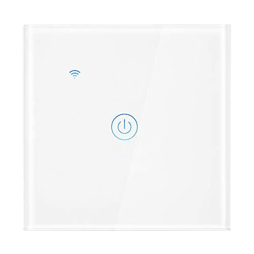 NMHSC Interruptor de Luz Inteligente, No Necesita Interruptor de...