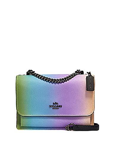 Coach Leather Klare Crossbody Ombre Bag