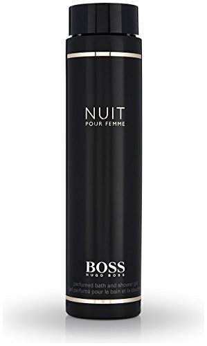 Hugo Boss Nuit femme/woman, Duschgel 200 ml, 1er Pack (1 x 200 ml)