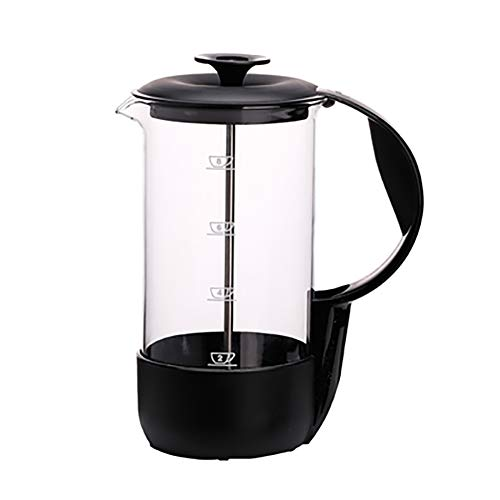 Check Out This French Press Coffee Maker Coffee Pot Method Pressure Pot Household Glass Hot Drink Cu...