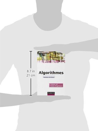 Algorithmes - Notions de base: Notions de base (Sciences Sup)