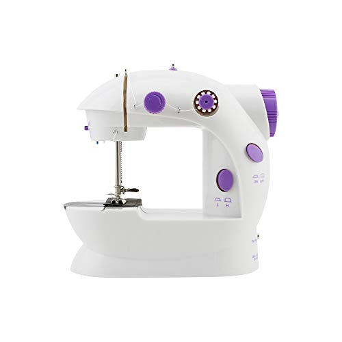 Mini Sewing Machine | AOGVNA Sewing Machine for Beginners, Kids Sewing Machine Easy to Learn Portable Sewing Machine for Home Crafting & DIY Project