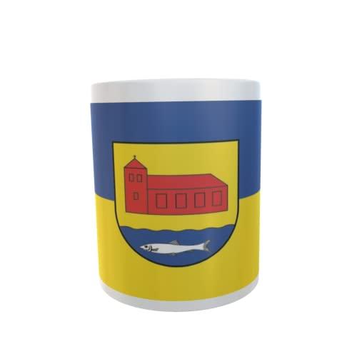 U24 Tasse Kaffeebecher Mug Cup Flagge Kirch Jesar