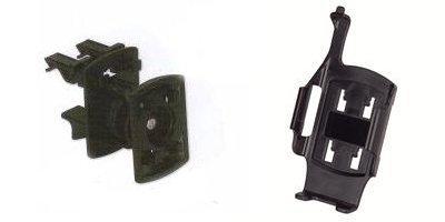 KFZ Halterung 360° neigbar (1534) drehbar, für Lüftungsschlitze für HTC Touch Diamond II / 2