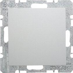 Berker 6710098989 Blindverschluss m.Zen-