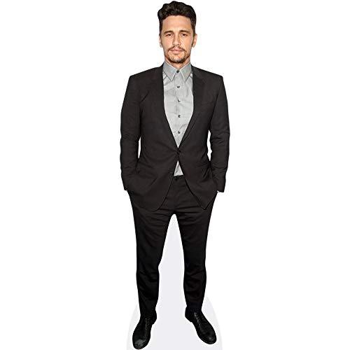 James Franco (Black Suit) Life Size Cutout