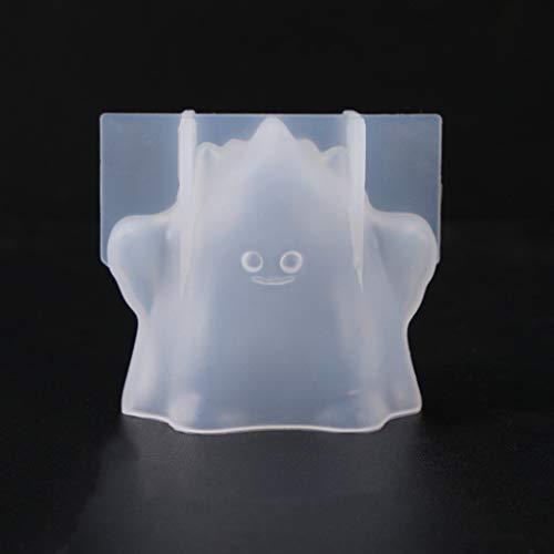 Balain Schmuck und Zubehör DIY Kristall Epoxid Form Yuki dreidimensional Slime Dekoration Form
