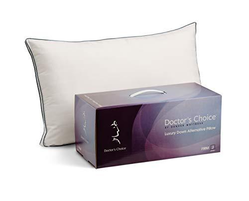 Denver Mattress Doctor's Choice Firm Jumbo Pillow
