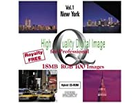 High Quality Digital Image for Professional Vol.001 ニューヨーク