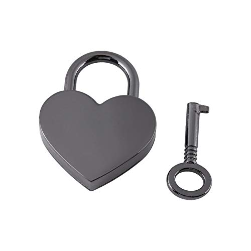 Diary Lock Superb Durable Practical Beautiful Journal Decoration Friend Jewelry Bag Lock Gift Family