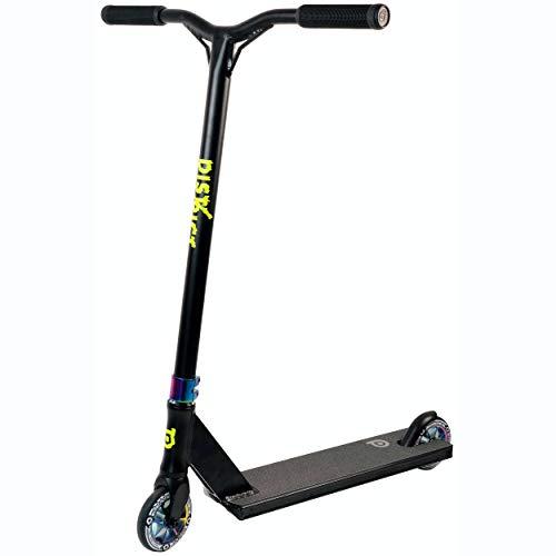 District C50 Edición Limitada Stunt Scooter - Neo Yellow