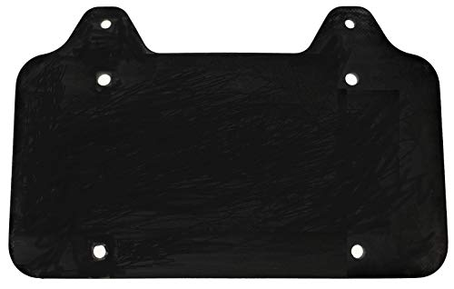 SurePlate TM LF16001 Flexible Durable Trailer/RV License Plate Holder, LuxeFlex-Max