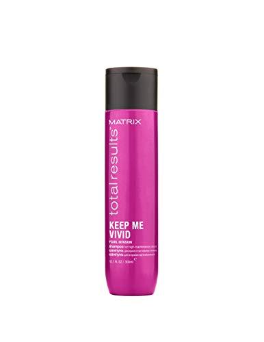 Matrix Champú Keep Me Vivid potenciador de color, 300 ml