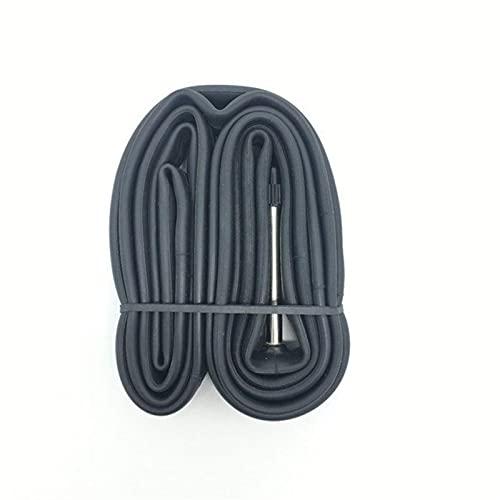 Tubo Interior de Bicicleta para neumático de Bicicleta de Carretera de montaña 700 * 18/23/25/32 / 35C 26 * 1,25/1,75/1,95 27,5 * 1,95/2,10 Tubo de válvula