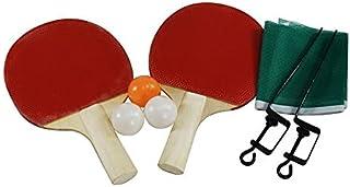 Kit Ping Pong 8 Peças, Western, KP-8, Colorido