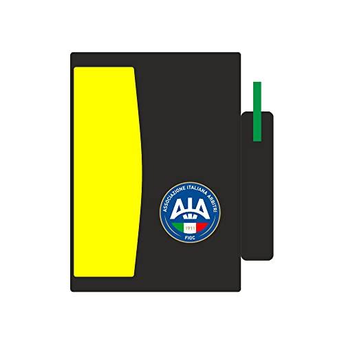 Fischiettomania Taccuino Gara Arbitro Completo con Logo A.I.A.