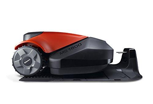 Robomow MS 1800 Robot - Cortacésped (Robot cortacésped, 56 cm,...