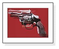 ポスター アンディ ウォーホル Guns c. 1981-82