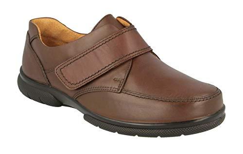 Easy B's H883 DB Havant klittenband schoen