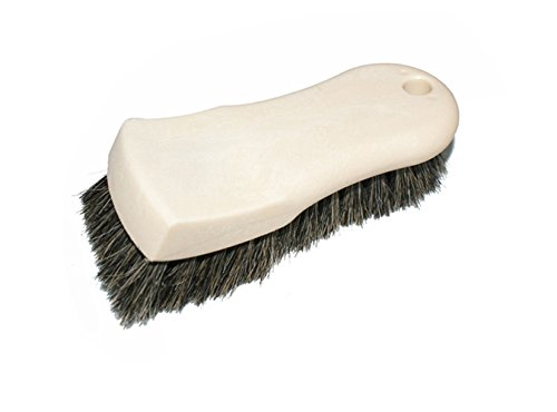 Magnolia Natural Horse Hair Interior Upholstery Brush