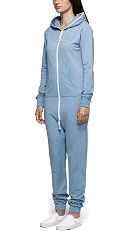 OnePiece Unisex Original Jumpsuit, Blau (Dusty), 42 (Herstellergröße: XL) - 3