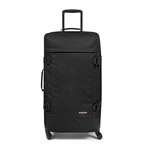 Eastpak Trans4 L Suitcase, 75 cm, 80 L, Black
