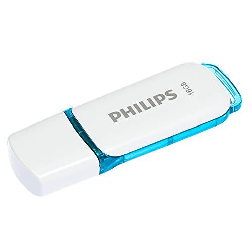Philips FM16FD70B/10 Snow Edition 16GB Speicherstick USB 2.0 blau