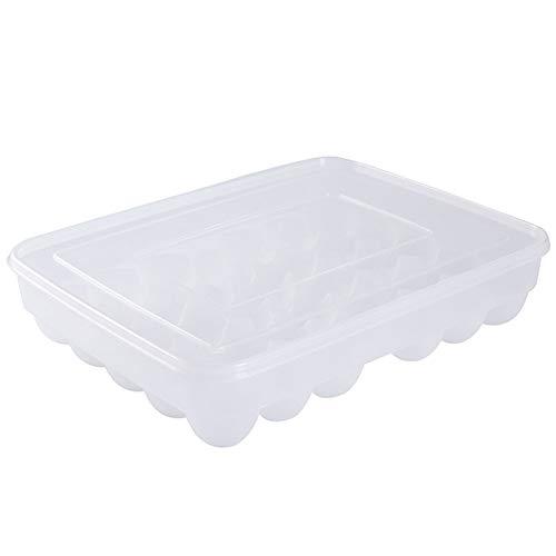 Ei Box Frigorífico, caja de almacenamiento de cocina, nevera, hueveras, al aire...