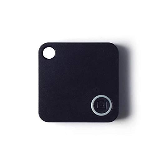 mymotto Dispositivo de Robo antipérdida Alarma Mini Bluetooth Wallet Key GPS Tracker para niños Mascota Informática 9.6 x 9.6cm