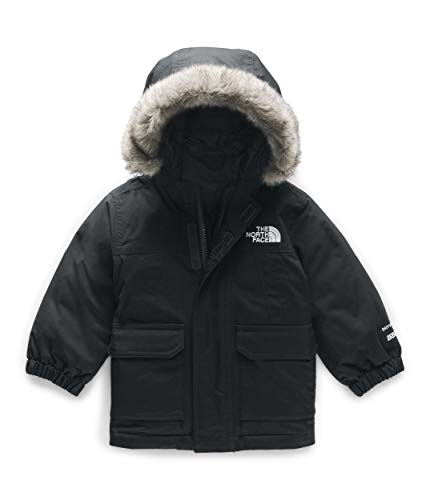 The North Face Infant McMurdo Down Parka, TNF Black, 0-3 Months