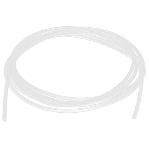 3/16' ID Silicon Tubing, JoyTube Food Grade Silicon Tubing 3/16' ID x 5/16' OD 10 Feet High Temp Pure Silicone Hose Tube for Home Brewing Winemaking