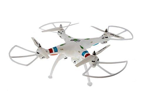Unbekannt Quadcopter UFO Sky Force MT995W con immagine dal vivo FPV sul tuo smartphone