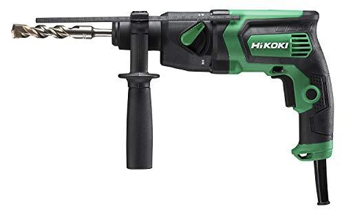 HiKOKI(ハイコーキ) ロータリーハンマードリル AC100V SDSプラスシャンク コンクリート18mm 小型軽量タイプ 穴あけ速度上昇 DH18PG