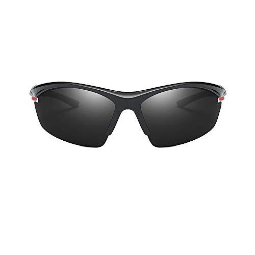 LDQLSQ gepolariseerde zonnebril outdoor paardrijden sport kleurrijke piloot zonnebril 8525 zanderige mountainbike bergbeklimmen frame premium super lente been bril