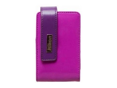 Nikon CS-S31 Tasche für Coolpix S2500/3100/4100 purple