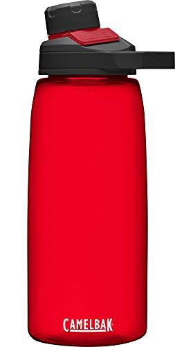 CamelBak 1513601001 Chute Mag BPA Free Water Bottle 32 oz, Cardinal