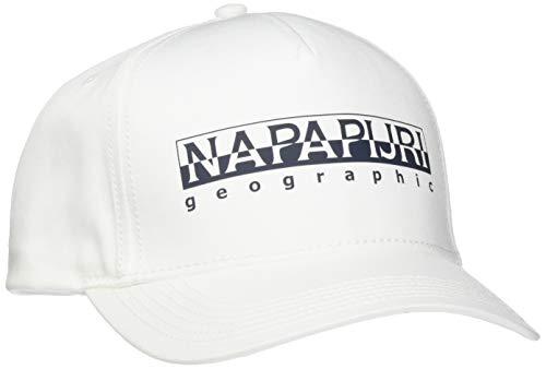 NAPAPIJRI Framing Berretto, Bianco (Bright White 002), Unica (Taglia Produttore: D) Uomo