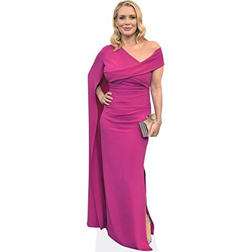 Celebrity Cutouts Laurie Holden (Pink Dress) Pappaufsteller lebensgross