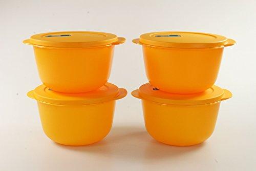 Tupperware Microonde Cryst alwave 2,0L Orange (4) Micro Wave Fix Plus P 23328