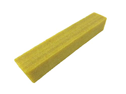 Taytools 204010 Abrasive Sanding Belt Cleaner Crepe-Rubber 8-1/2 x 1-1/2 x 1-1/2 Inches
