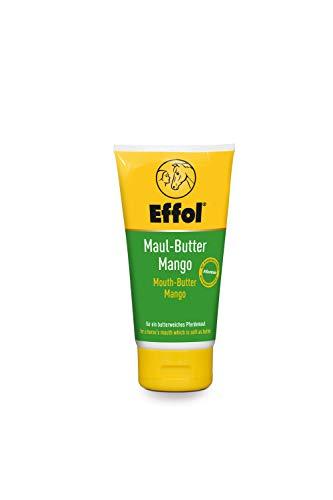 Effol Maul-Butter® Mango, für EIN butterweiches Pferdemaul sorgt für mehr Zufriedenheit beim Pferd und erhöht somit die Reitqualität 150 ml