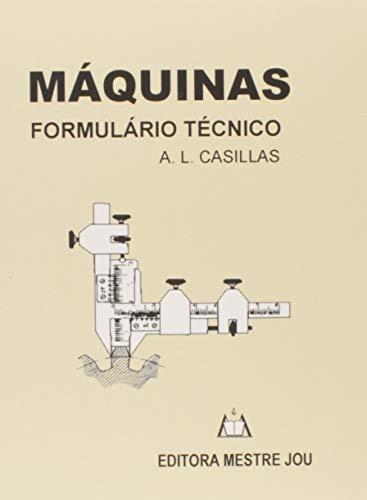 Máquinas - Formulário Técnico