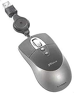 Targus AMU15EU Black 5-Button Laser Retractable Laptop Mouse