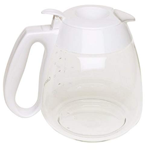 Cuisinart 10-Cup Replacement Carafe, White