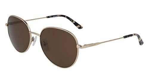 Calvin Klein EYEWEAR CK20104S gafas de sol, SATIN GEP, 5418 para Mujer