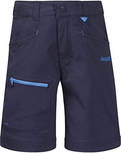 Bergans Utne Short Enfant, Navy/Cloud Blue Taille Enfant 92 2020 Shorts